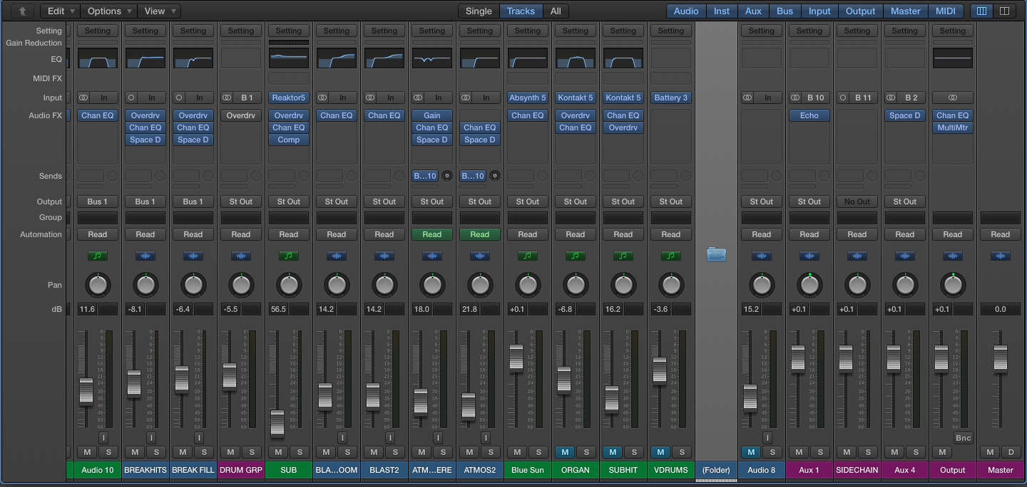 The release of Logic Pro X marks a significant development for Digital  Audio Workstations (DAWs). Not only has the program's look and feel been  redesigned, ...