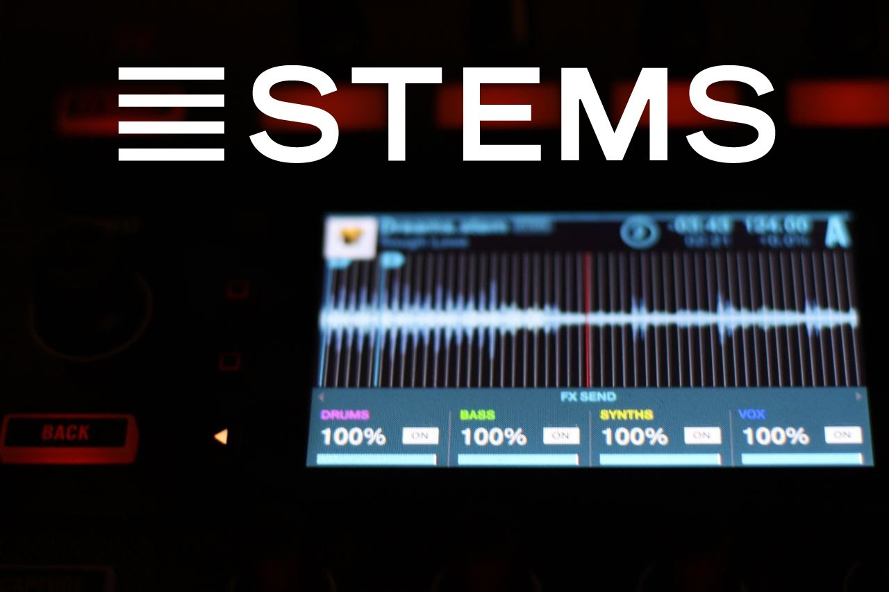 Native Instruments Stems Format: How Does it Work or, How
