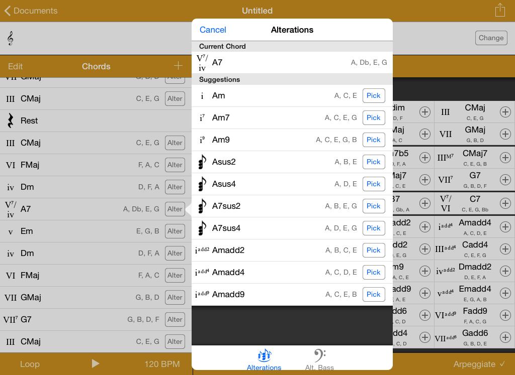 suggester-ios music apps splice