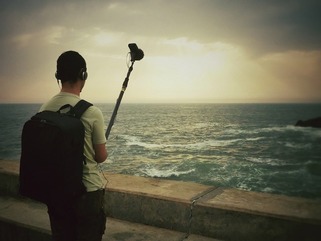 Splice Tips: Introduction to Field Recording