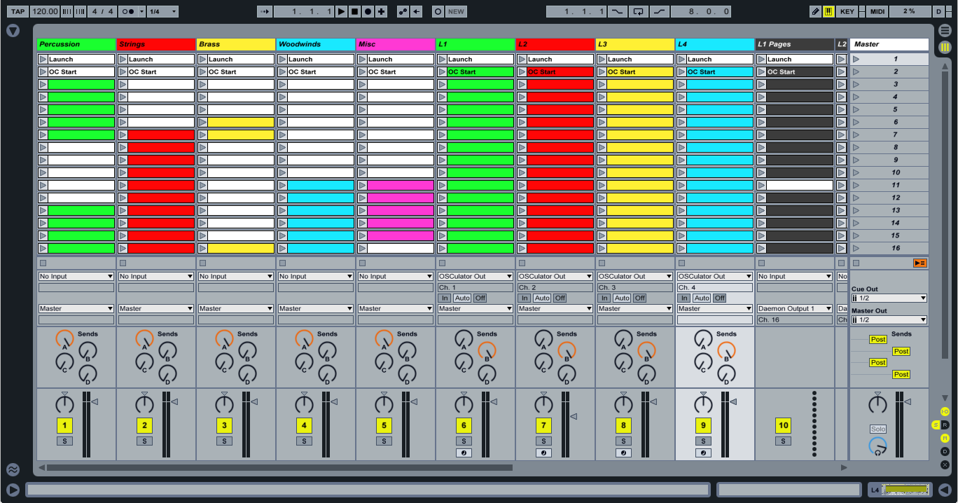 Using Splice to Back Up Your Ableton Live Performance