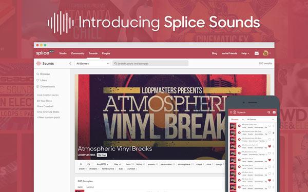 music apps splice