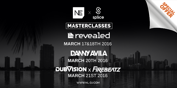 NL-DJ Miami Masterclasses