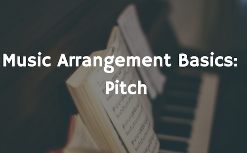 music_arrangement_basics_pitch