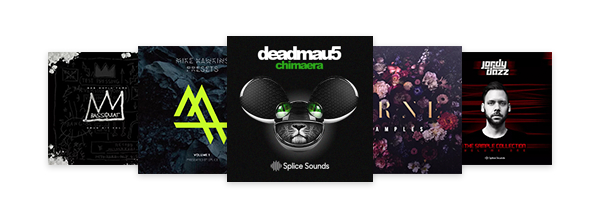 deadmau5 on splice sounds