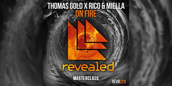 thomas gold on fire masterclas