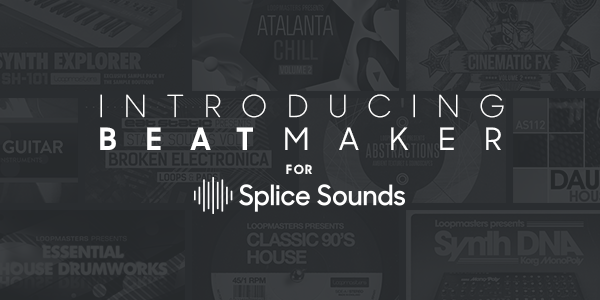 splice sounds beatmaker