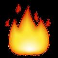 fire emoji serum