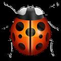 ladybug emoji serum