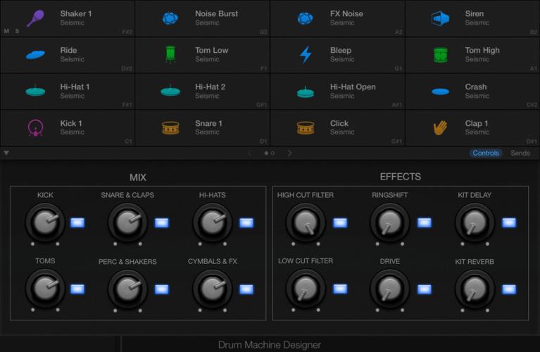 Drum Machine Reddit : logic pro x drum machine designer custom drum kits with splice sounds blog splice ~ Hamham.info Haus und Dekorationen