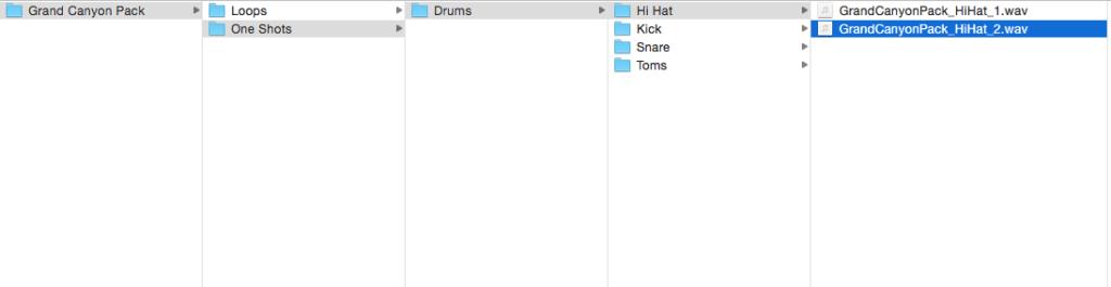 sample-pack-folder-structure-one-shots