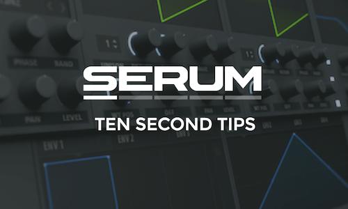 Create custom wavetables in Serum - Blog | Splice