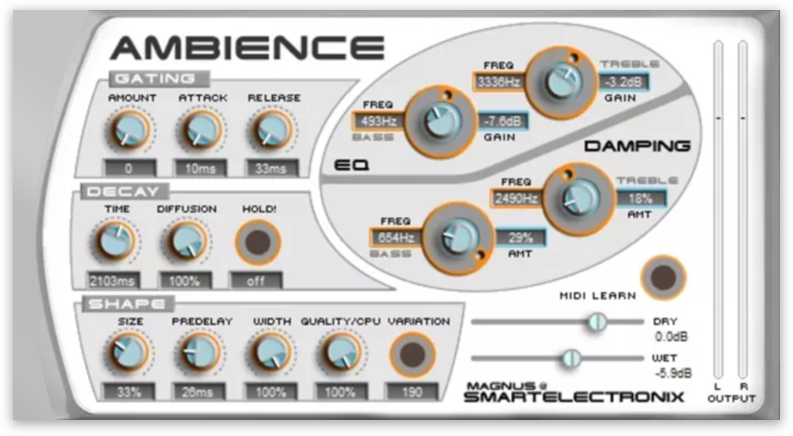 The 5 best free VST / AU reverb plugins (with free presets) - Blog