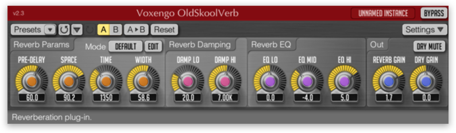 The 5 best free VST / AU reverb plugins (with free presets