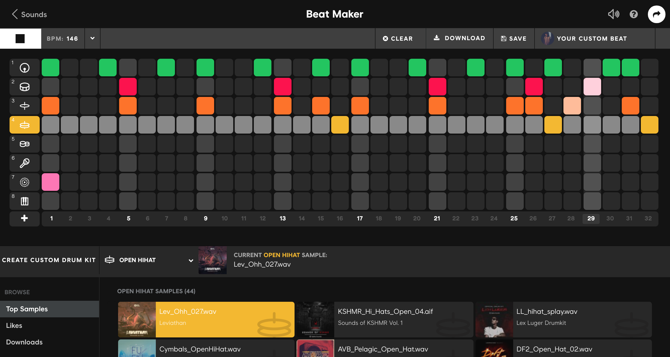 Using Splice Sounds with the Beat Maker - Blog | Splice