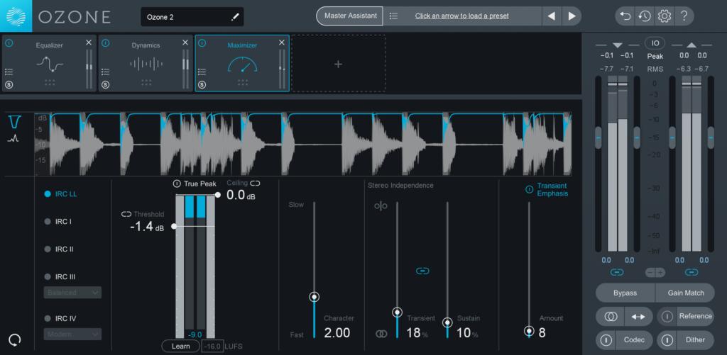 mastering-101-ozone-8-maximizer