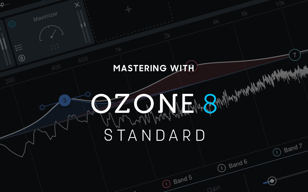 Mastering with Ozone 8: What is Mastering? - Blog | Splice