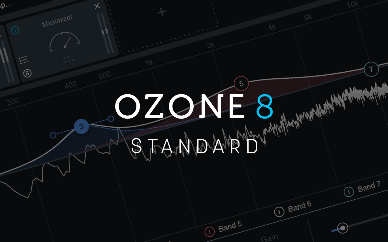 A feature guide of iZotope's Ozone 8 - Blog | Splice
