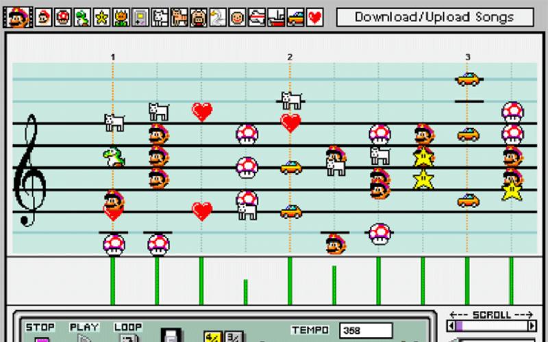 Lets Walk Through The Bassline In Super Mario Odysseys Jump Up