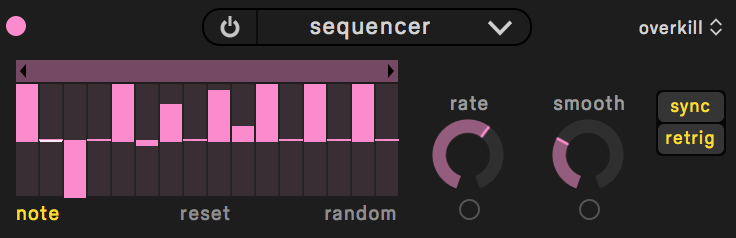 circle2-sequencer-modulator