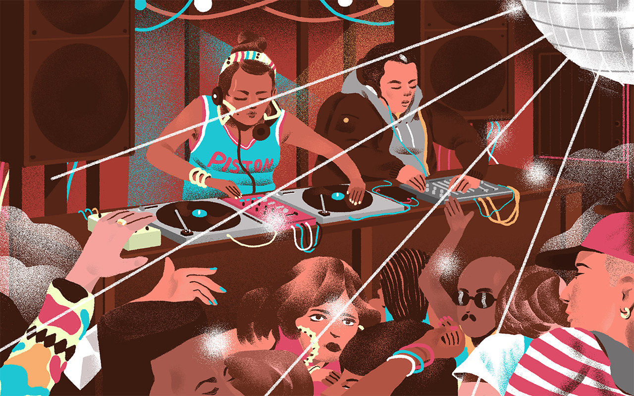The Sound: Detroit Techno of the 90s - Blog   Splice