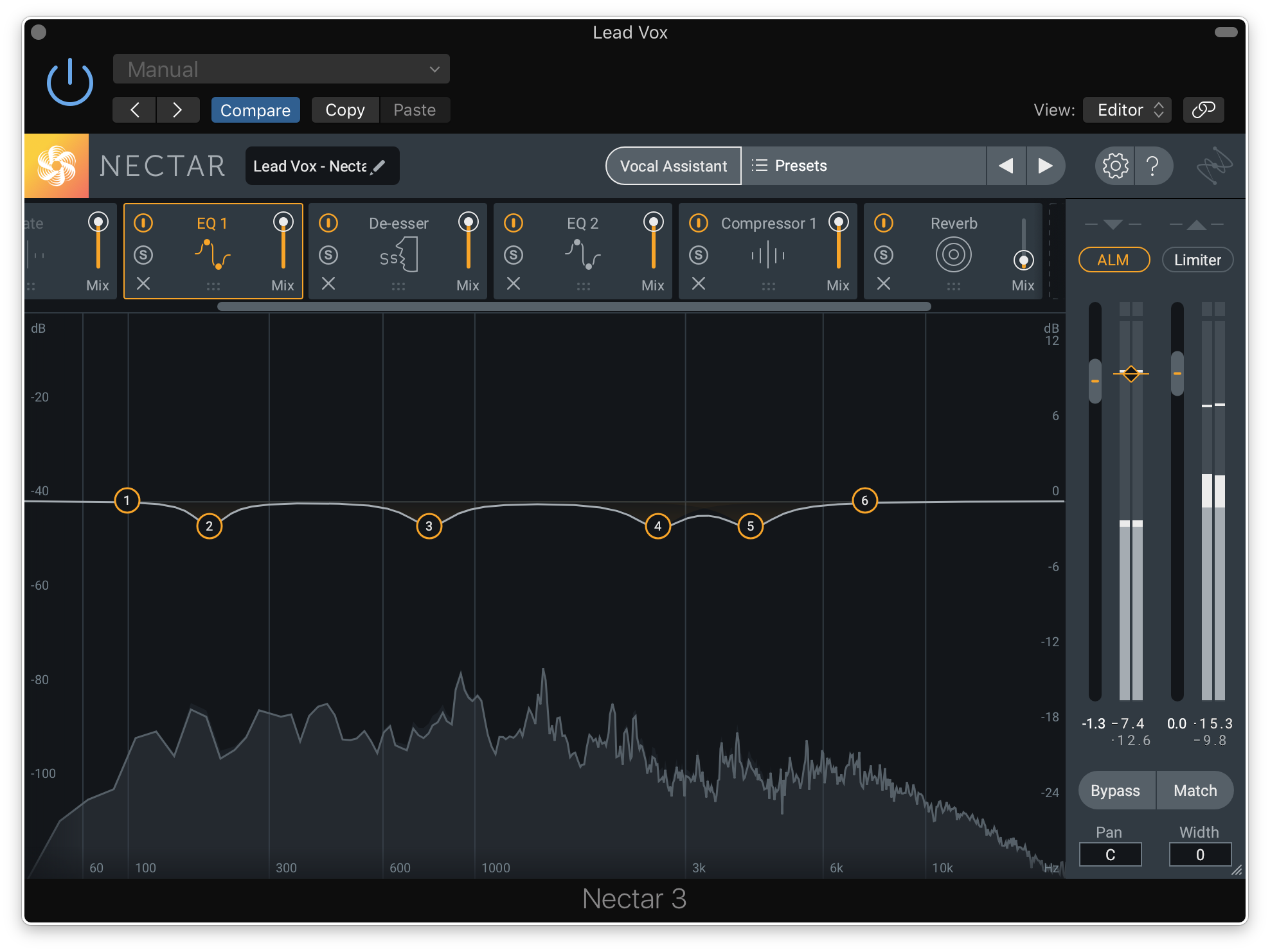 Nectar-3-Vocal-Assistant-setting