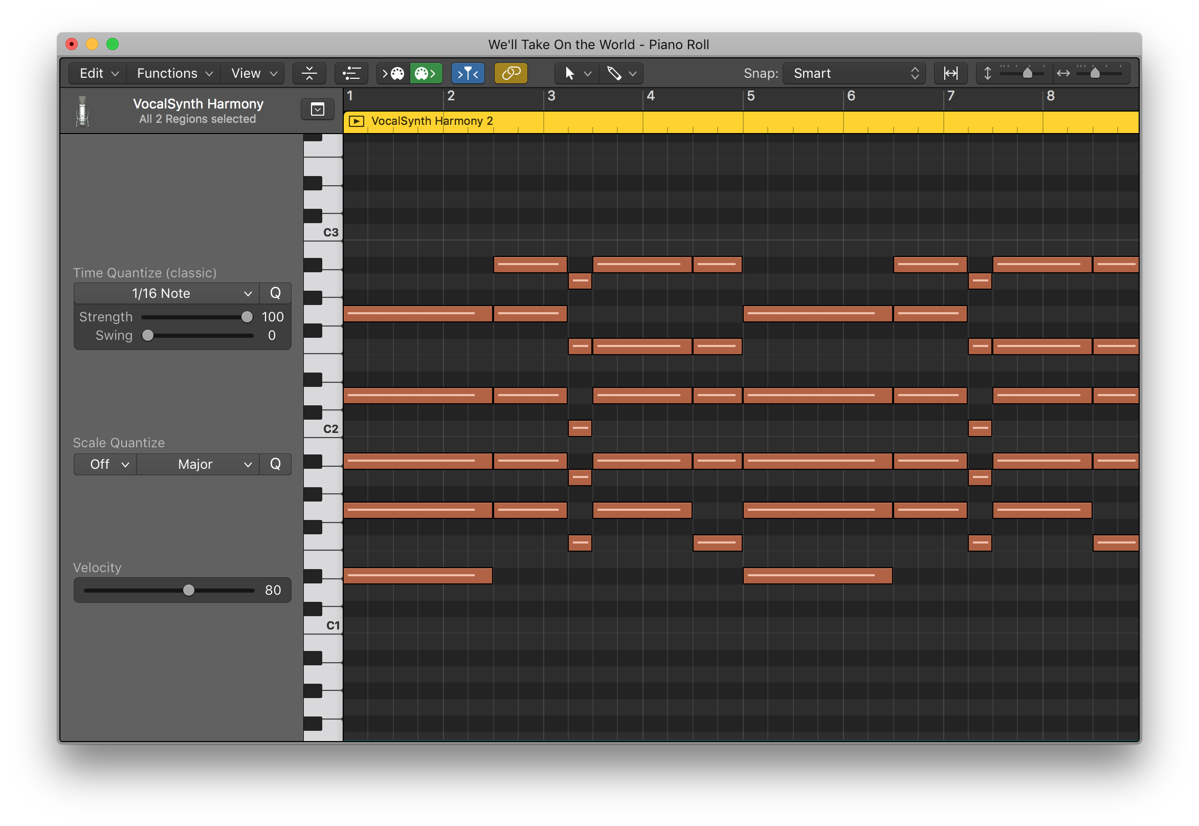 How to create vocal harmonies with VocalSynth 2 - Blog   Splice