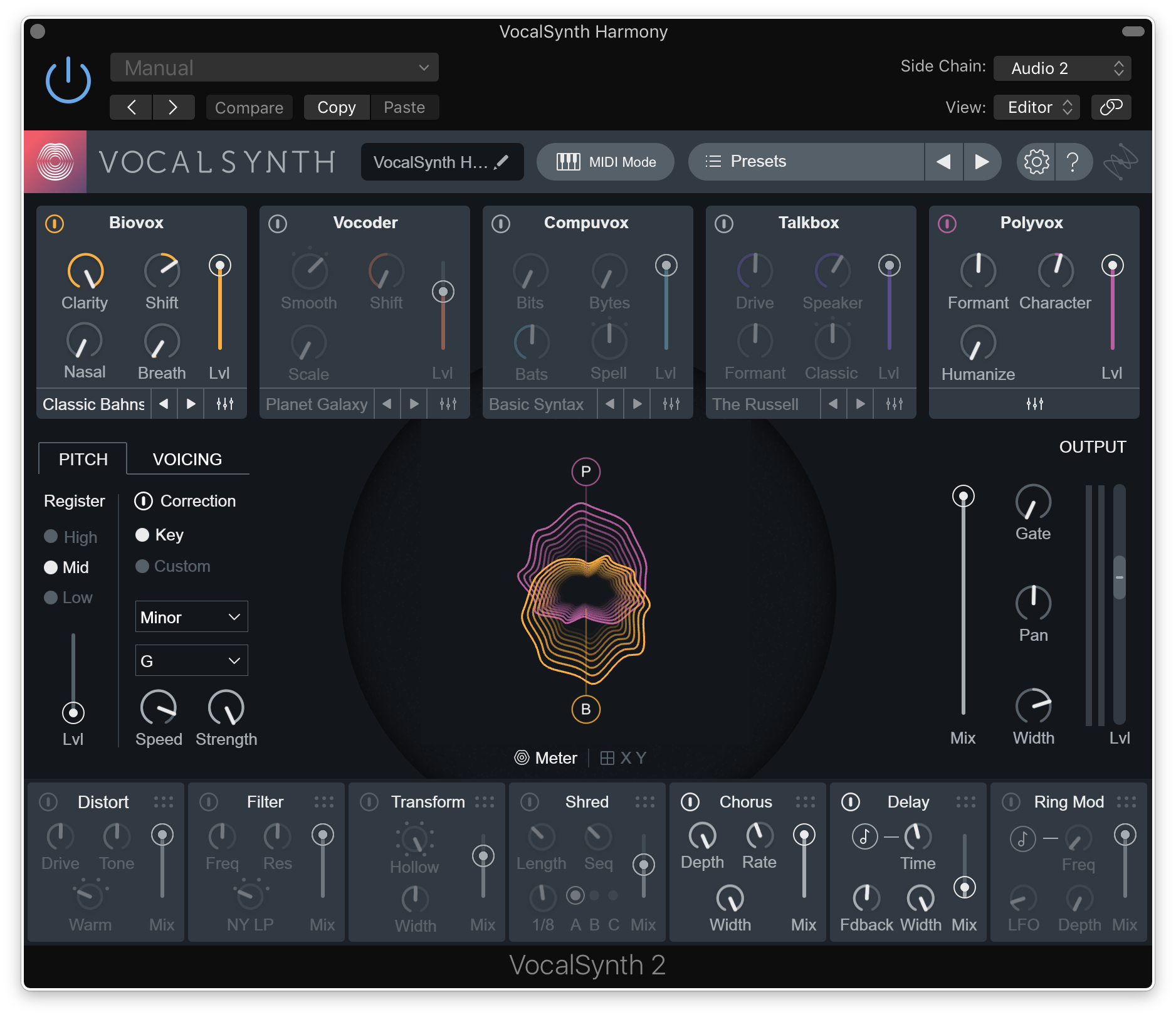 How to create vocal harmonies with VocalSynth 2 - Blog | Splice